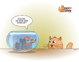 Cat&Fish; Zullen we nog een rondje