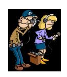 Cartoons over diverse onderwerpen 1