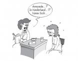 Illustratie armoede in Nederland