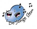 """Logo ontwerp voor musicalgezelschap """"De Jonge Stem"""""""