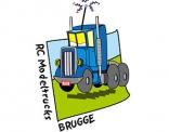 Logo ontwerp voor RC modeltrucks Brugge