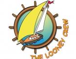 logo, ontwerp, zeilclub