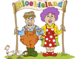 Ontwerp voor de mascotte van Kinderspleetuin Sloebieland