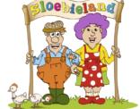 Logo en mascotte voor speeltuin Sloebieland