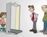Animatie in opdracht: De mystery shopper