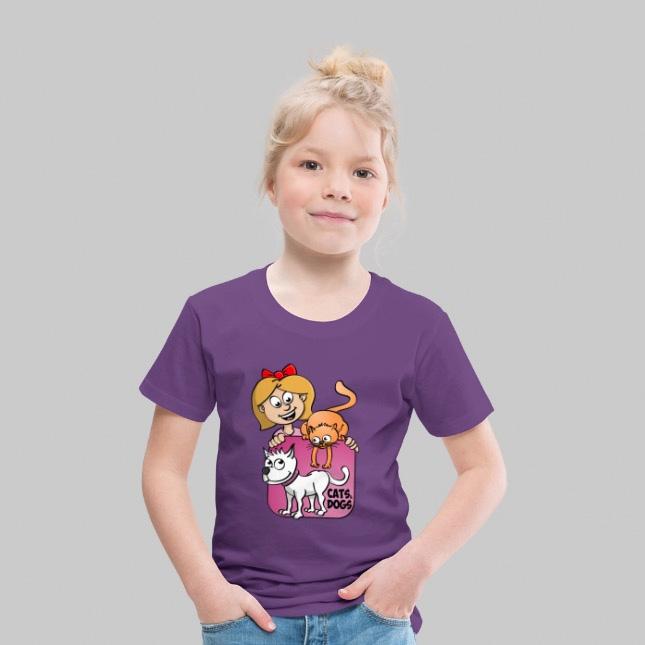 Afbeelding spreadshop Stef Ringoot. Bedrukte t-shirts