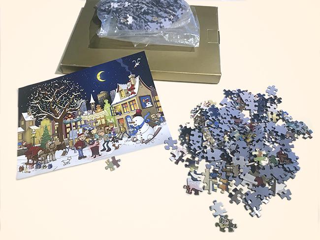 Puzzel voorbeeld 1