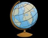 illustratie van wereldbol