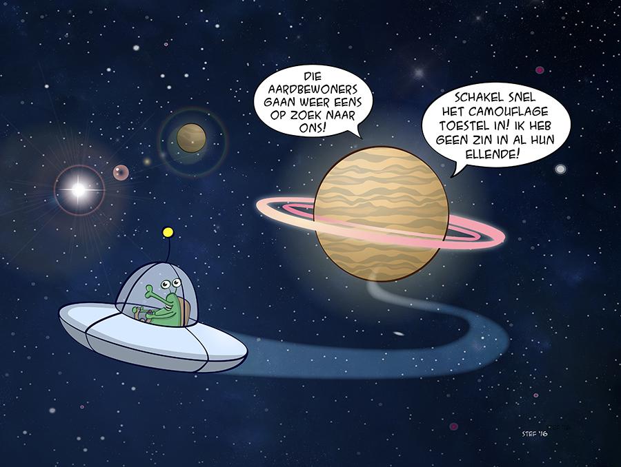 Waarom we nog steeds geen buitenaards leven gevonden hebben.